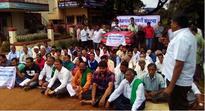 Protest against BCCI