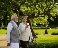 Narendra Modi meets Angela Merkel, says India views Germany as strategic partner in growth