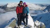 Memorial service for Ben Nevis climber