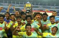Kerala beat Bengal to clinch Santosh Trophy