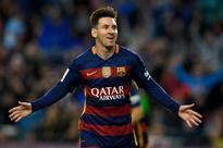 Martian Messi close to Argentina record