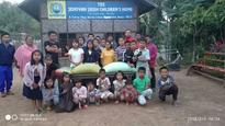 TSA Moreh Block visits Children Home in Moreh, extends assistance