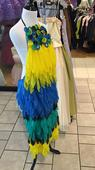 Prom Dress Made Out Of Condoms Advocates Safe Sex Awareness With Style