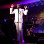 Photo Flash: Nathan Lee Graham Goes 'GAGA FOR GERSHWIN!' at Feinstein's/54 Below