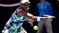 Australian Open - Venus Williams gets 2016 off to a rough start