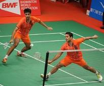 China Masters GP Gold: Pranaav, Akshay advance to second round