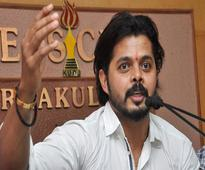 Kerala polls: Former India cricketer Sreesanth bats for ...