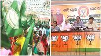 IOCL row: BJP demands party workers release, action against BJD leaders