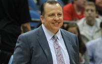 Thibodeau to coach Wolves