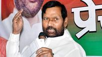 Party unhappy but LJP chief Ram Vilas Paswan praises PM Modi