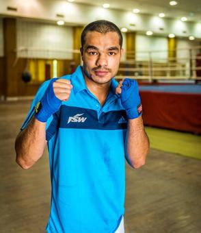 What spurs this Indian boxer to triumph at Rio Olympics...