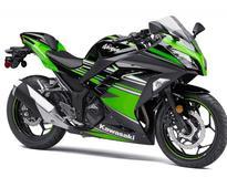 2017 Kawasaki Ninja 300 Unveiled, Gets Wider Rear Tyre