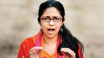 DCW alleges Swati Maliwal manhandled by police while marching towards PM Modi's office