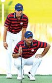 US stretch Ryder Cup lead as Rory rips hecklers