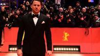 Charlotte Motor Speedway hosts Channing Tatum for NASCAR-themed film