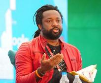Can't judge a country by its airport, Booker winner Marlon James admits