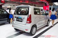 (Maruti) Suzuki Wagon R showcased at 2016 Indonesia Auto Show (GIIAS)