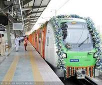 Metro corridors to be integrated
