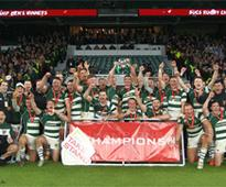 University rugby team scoops national title