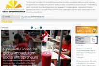 Schwab Foundation recognizes social innovators around the world