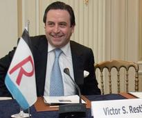 Athens SC Clears Victor Restis of All Money Laundering Charges