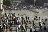 More than 13 journalists attacked in Egypt clashes