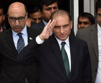 Pakistan demands Kashmir solution in line with UNSC resolutions during peace talks with India