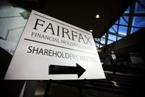 Fairfax Financial to sell 12.2 percent of ICICI Lombard