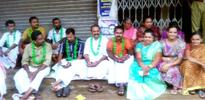 Satyagraha against quarrying begins