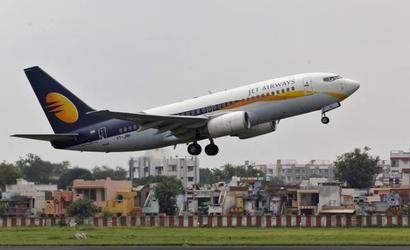 Jet Airways male commander slaps female peer, both grounded