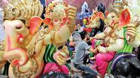 Devotees innovate their eco-friendly Ganesh idols