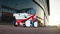 Self-driving cars hit Great Britain's roads for the first time