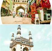 Next phase of Charminar Pedestrian Project begins