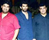Siddharth, Kunaal and Aditya Roy Kapoor don't interfere in each other's work