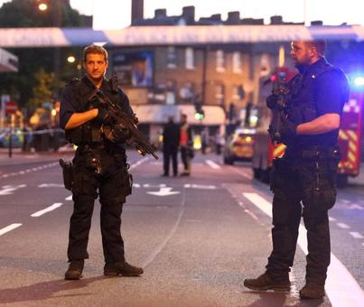 Day before UK mosque attack, suspect cursed Muslims and vowed to do 'some damage'