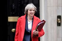 UK PM in Bahrain for Gulf summit