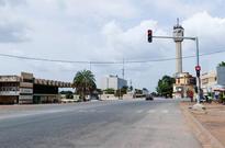 Mutineers block more than 200 trucks outside Ivory Coast's Bouake - witnesses