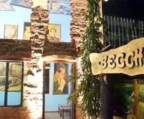 Replica of Don Bosco's childhood house