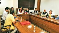 State BJP core panel meets, analyses Assembly poll results