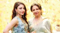 Sharmila Tagore feels pairing her with Saif or Soha in a movie may seem gimmicky