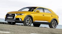 Audi's new sporty SUV