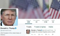 What the #covfefe! US President Donald Trump's midnight typo makes Twitter explode