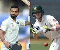 LIVE India vs Australia 2017, 1st Test Day 1, cricket scores and updates: Visitors cross 100; hosts lose both reviews