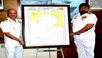 INS Darshak completes survey in Sri Lanka