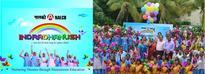 Odisha: NALCO Celebrates Indradhanush With Marginalized Children