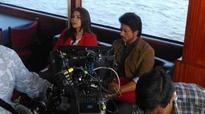 Shah Rukh Khan and Anushka Sharma shoot for The Ring, day in and day out