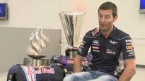 Webber future still unknown