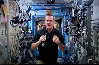 Space cowboy: Greatest Outdoor Show on Earth nabs astronaut Chris Hadfield