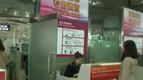 China airports segregate security lanes