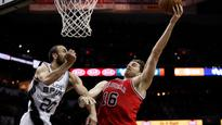 Report: Manu Ginobili likely to return and Pau Gasol could join him with Spurs